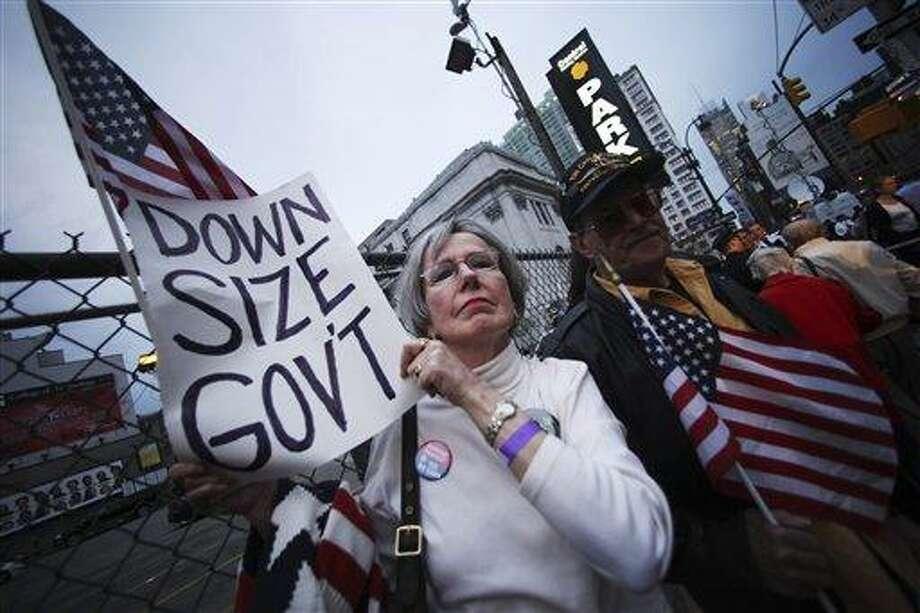 Photo: Mary Altaffer / AP