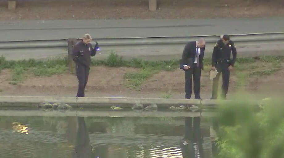 The discovery of a woman's body in Newhall Community Park in Concord  forced Concord police to close the entire parkMonday, May 16, 2016. Photo: KTVU