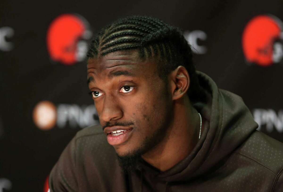 30. Robert Griffin III, Browns | Stock: Down Relegated to the league's saddest franchise, RGIII's star has tumbled below the horizon over the last few years. At least it seems like he'll get the first crack at starting in Cleveland, a privilege he seemed unlikely to claim while wasting away on Washington's bench last season.