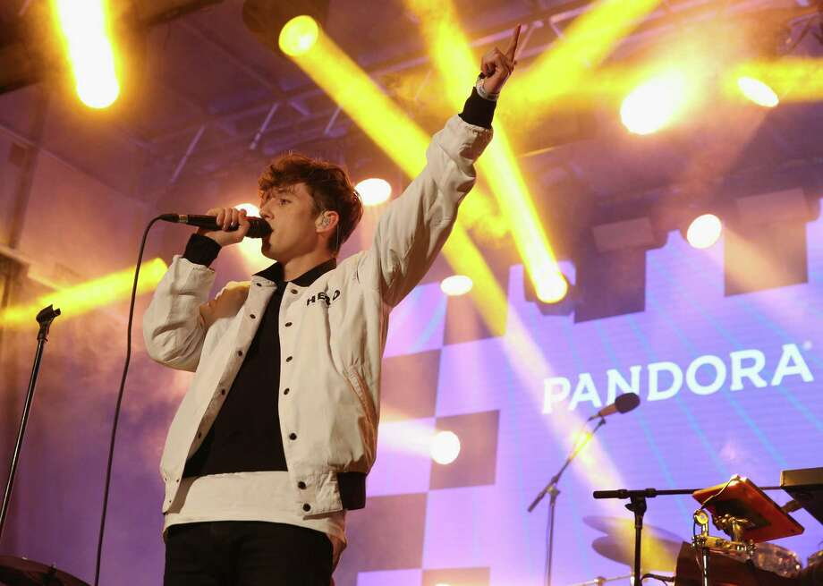 AUSTIN, TX - MARCH 19:  Singer Troye Sivan performs onstage during the PANDORA Discovery Den SXSW on March 19, 2016 in Austin, Texas. Photo: Rachel Murray, Getty Images For Pandora / 2016 Getty Images