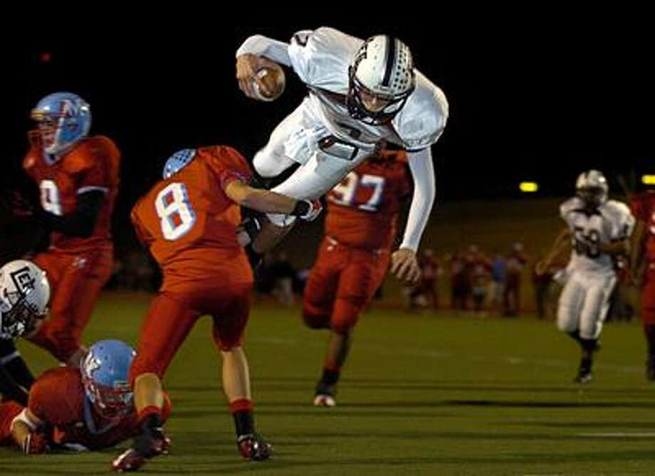 Photo: Geoffrey McAllister / Lubbock Avalanche-Journal