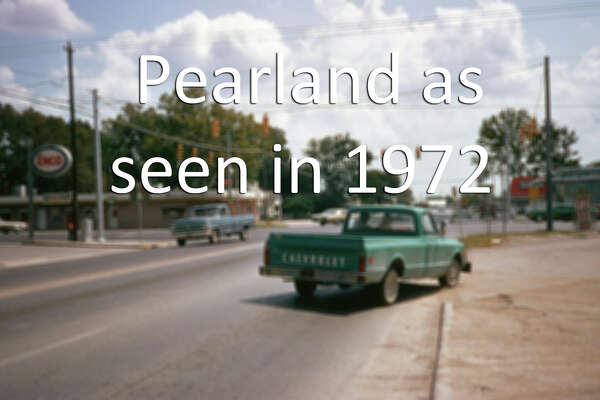 Click to take a stroll through vintage Pearland.