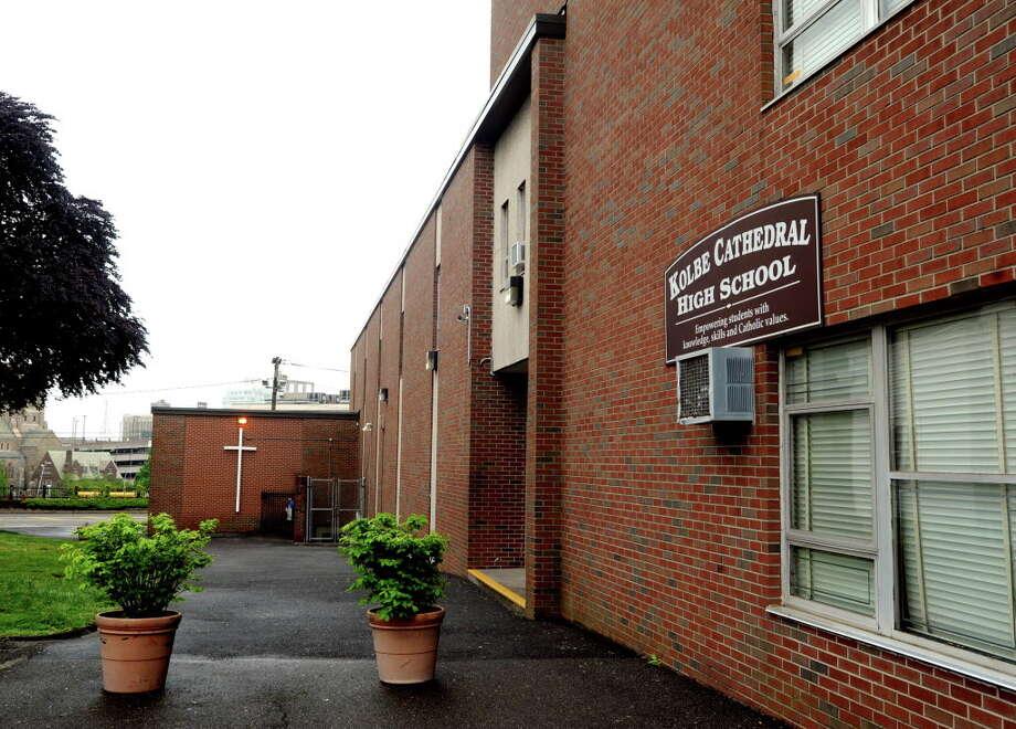 Kolbe Cathedral High School, 33 Calhoun Pl  Bridgeport, CT 06604 Photo: Cathy Zuraw / Cathy Zuraw / Connecticut Post