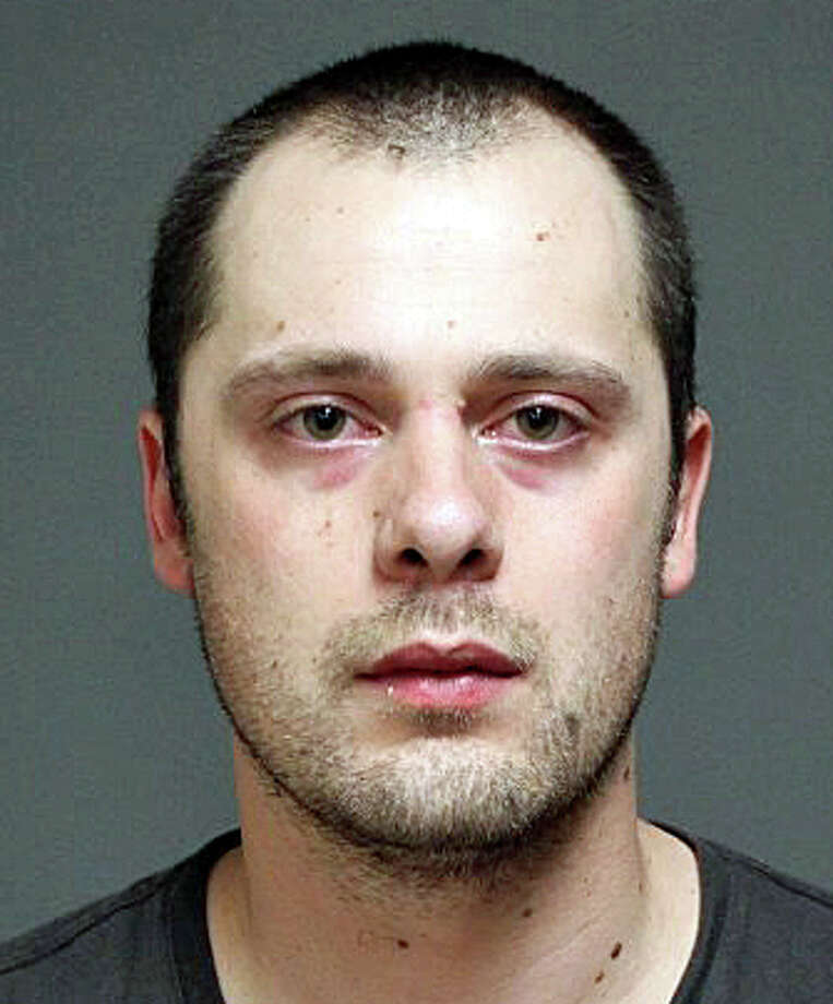 Daniel S. Chis, 26, of Fairfield, allegedly tried to eat marijuana following a traffic stop Friday night. Photo: Contributed Photo / Hearst Connecticut Media / Fairfield Citizen contributed