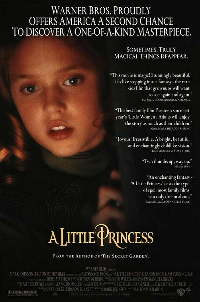 A Little Princess (1995) Available on Netflix and Amazon Feb. 1 This Alfonso Cuaron version of the beloved Frances Hodgson Burnett children's classic.