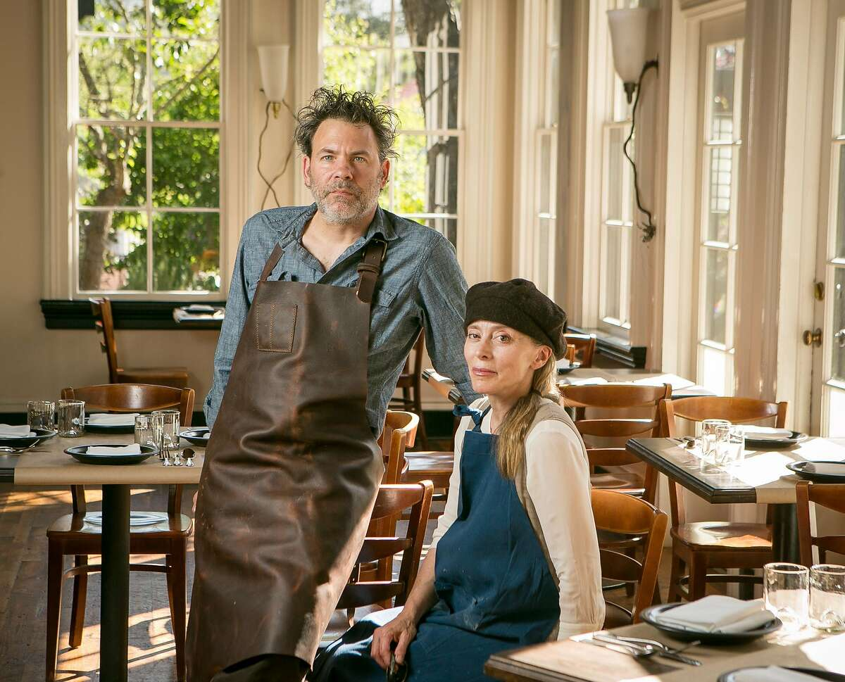 Daniel DeLong and Margaret Grade of Sir and Star in Olema, Calif., on Friday, May 31st, 2013.