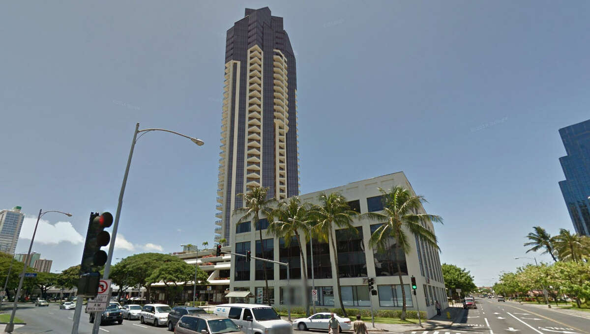 Parking space #3126 inside Honolulu's Imperial Plaza is listed on Zillow for $50,000. PHOTOS: Celebrities you didn't know were from Hawaii ...