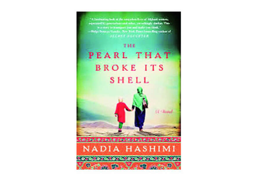 """The Stratford Library """"Books Over Coffee"""" program continues its 2016 spring series with a discussion of Nadia Hashimi's bestseller, """"The Pearl That Broke Its Shell"""" on Wednesday, May 25th at noon. Photo: Publicity Photo / Connecticut Post"""