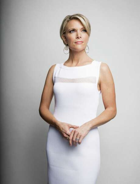 """Fox News anchor Megyn Kelly at Fox News studios in New York, May 12, 2016. In looking to extend her range beyond hard news, Kelly has her eyes on the """"sit-down interview"""" throne vacated by the likes of the retired Barbara Walters and Oprah Winfrey. """"It's there for the taking right now,"""" she said. (Damon Winter/The New York Times) Photo: DAMON WINTER, STF / NYTNS"""