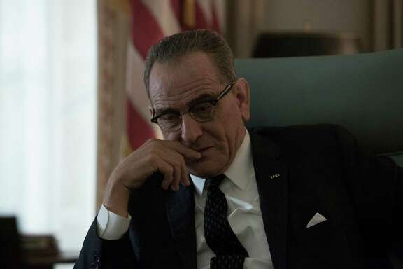 Bryan Cranston transformed himself into LBJ in 'All the Way' on HBO.