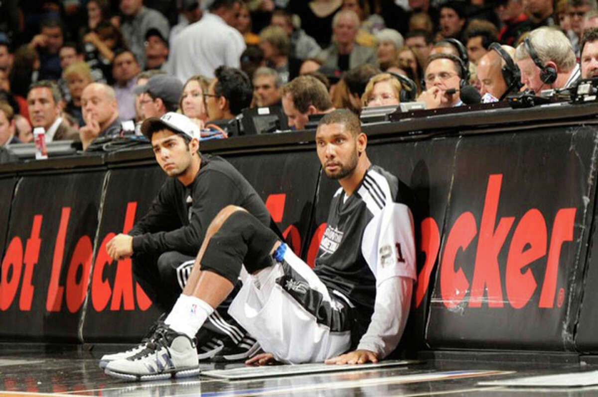 Weissling has taken what he learned as a player assistant with the Spurs in his new role.