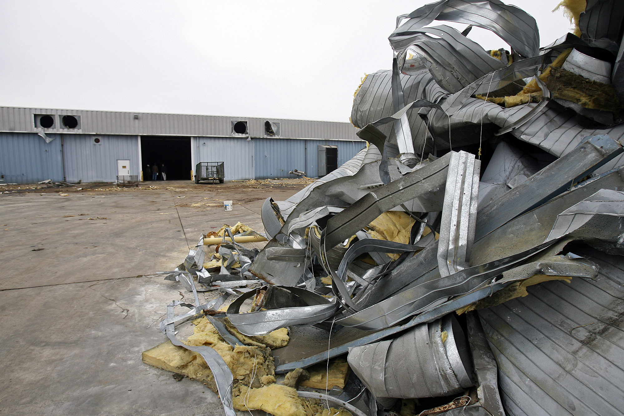 Bexar County In The Running For 47 Million Automotive Recycling