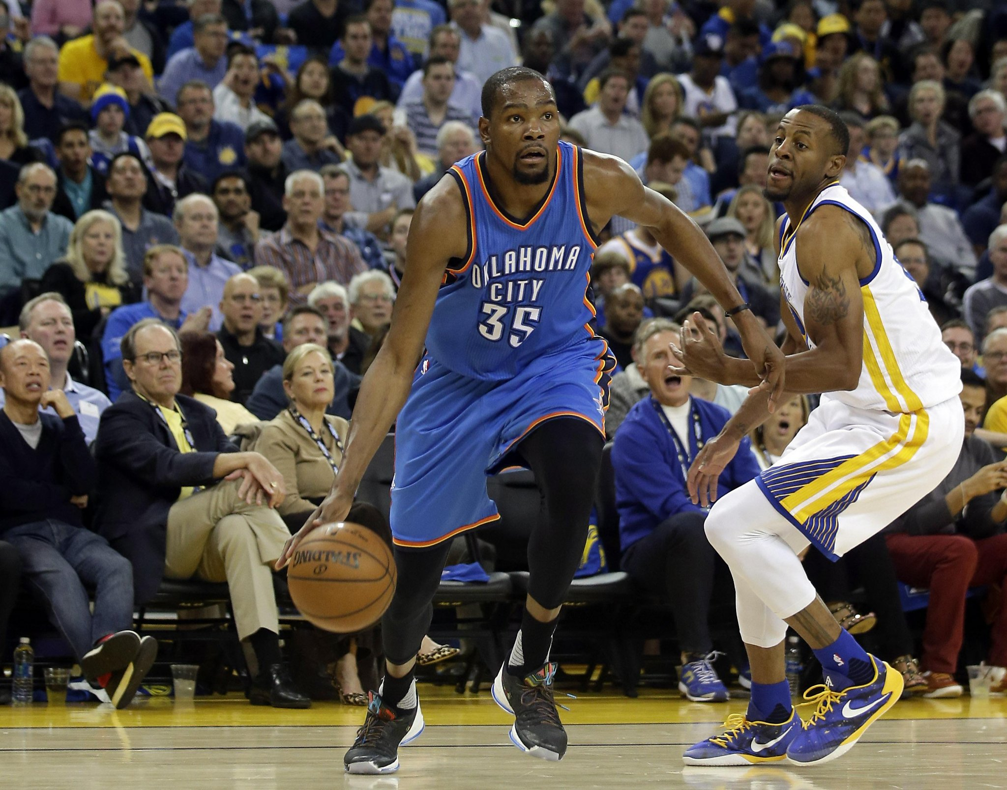 thunder look to put past behind them in game 1 vs warriors sfgate