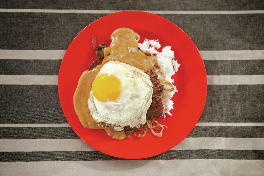"The Loco Moco is one the regional sandwiches featured in ""The Great American Burger Book"" by George Motz. National Hamburger Day is May 28."