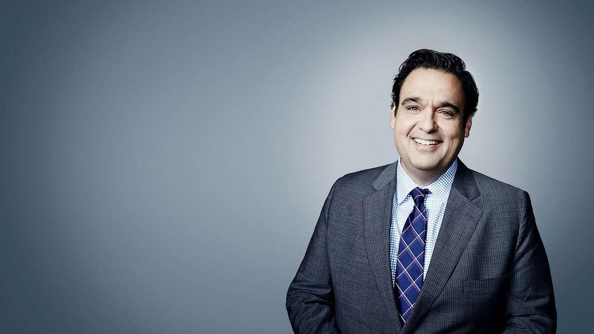 Reporter Ed Lavandera, courtesy of CNN