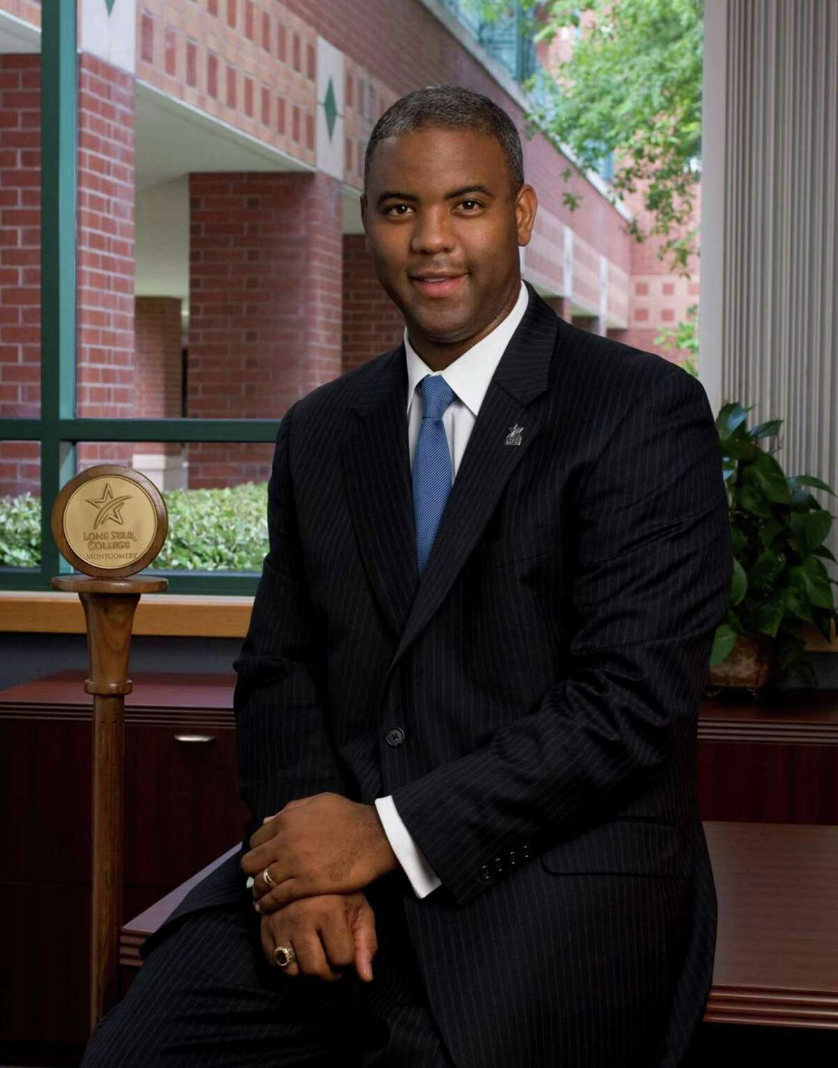 Texas Southern University's incoming presidentAustin Lane served as vice chancellor at Lone Star College.
