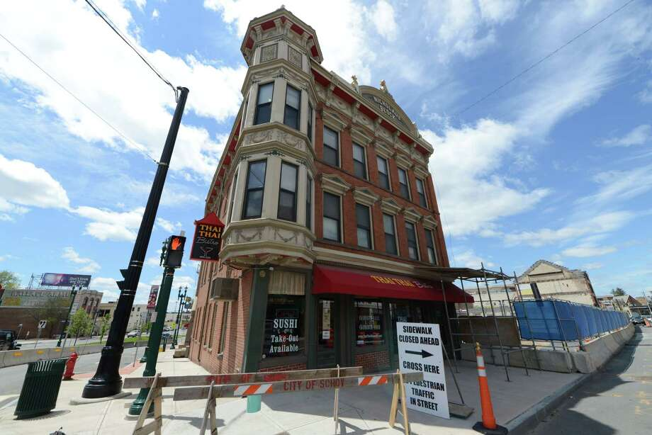 Bistro owner says city demolition project an act of