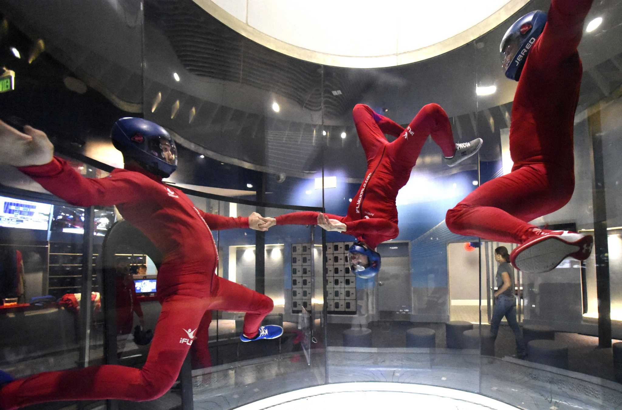 Indoor skydiving simulator, iFLY, opens first location in San Antonio