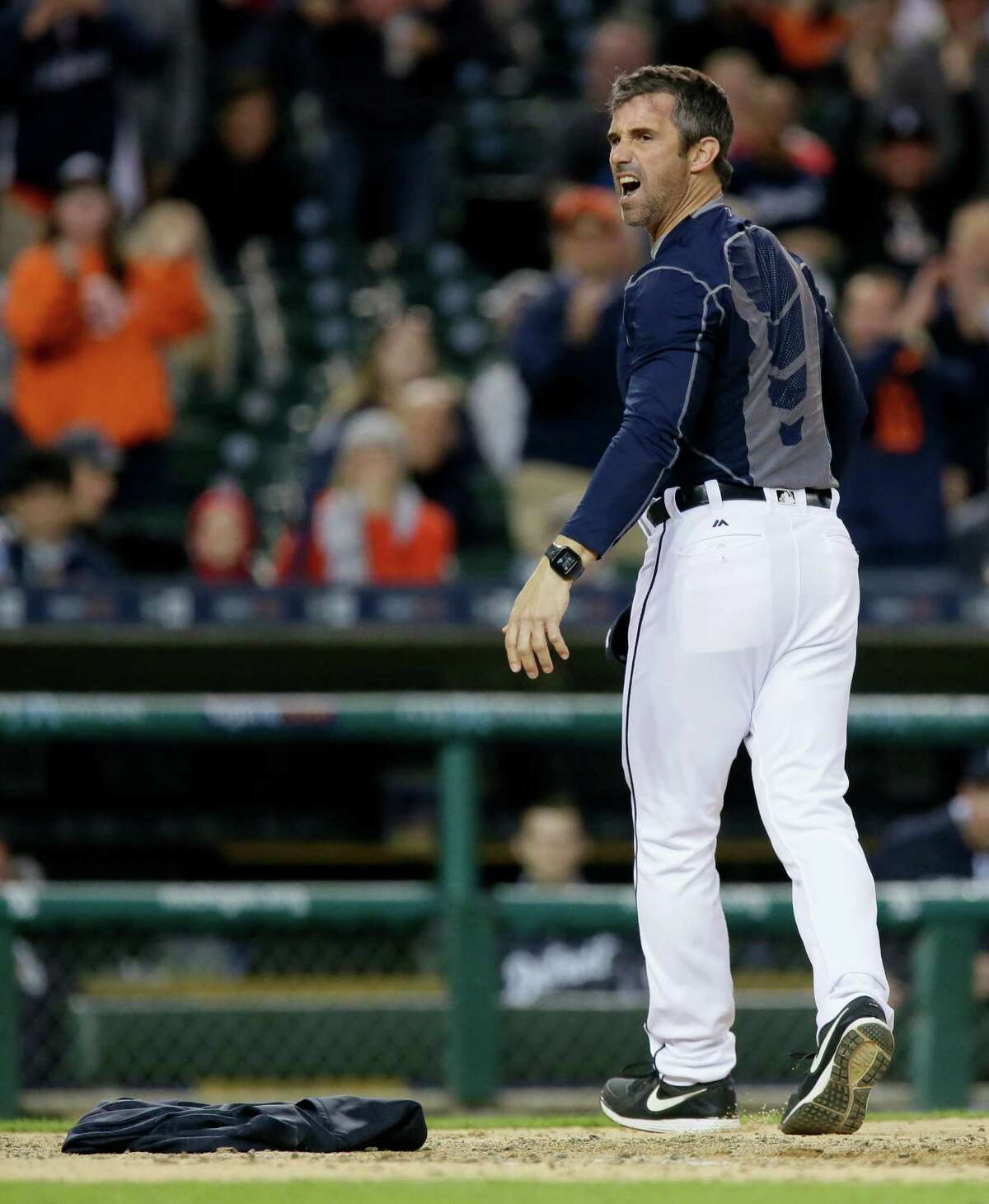 17. Detroit Tigers (21-22) Week 6 ranking: No. 19 Tigers manager Brad Ausmus might have quieted some calling for his job after the Tigers went 5-1 this past week.