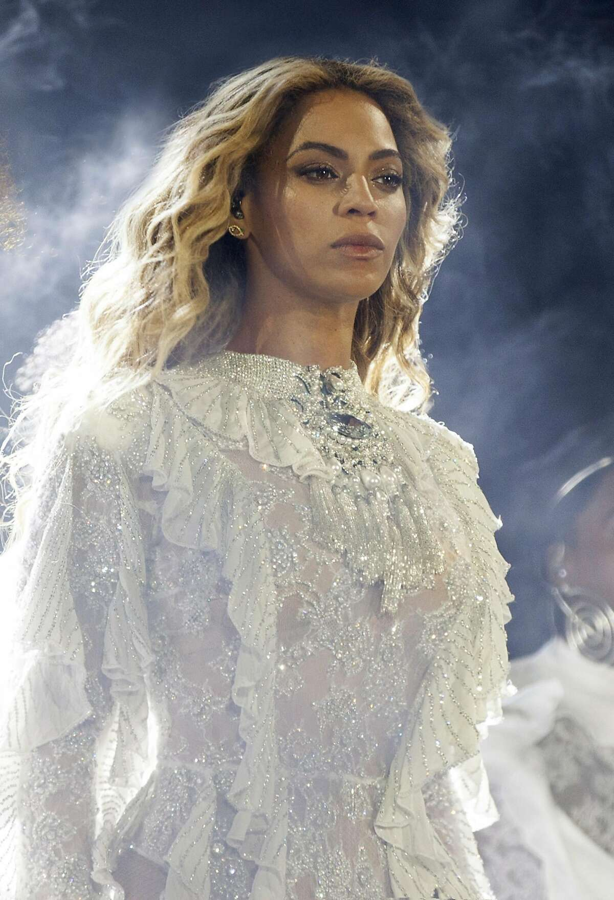 Beyonce performs during the Formation World Tour at Levi's Stadium on Monday, May 16, 2016, in Santa Clara, California.
