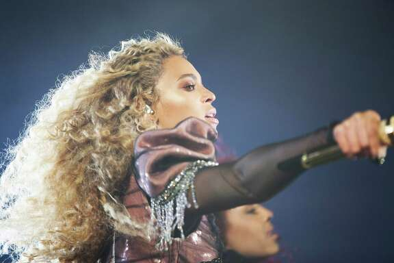 IMAGE DISTRIBUTED FOR PARKWOOD ENTERTAINMENT - Beyonce performs during the Formation World Tour at NRG Stadium on Saturday, May 7, 2016, in Houston Texas. (Photo by Daniela Vesco/Invision for Parkwood Entertainment/AP Images)