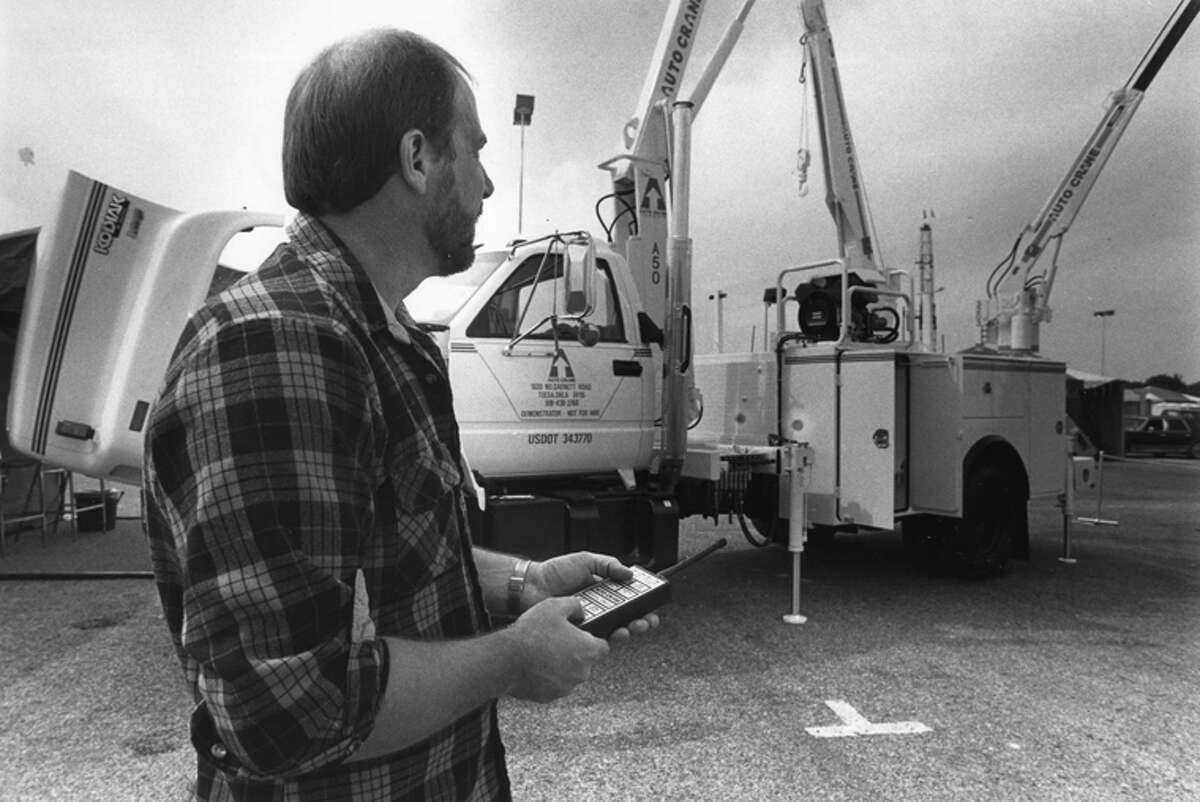 MRT FILE PHOTO: 1992 Permian Basin International Oil Show