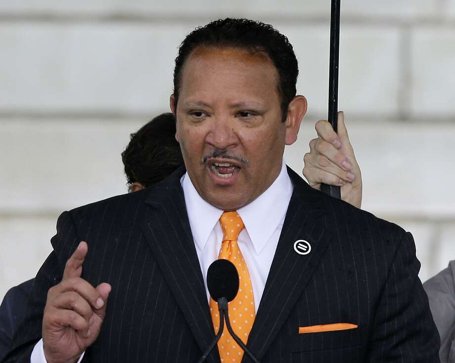 National Urban League President Marc Morial Photo: Carolyn Kaster, Associated Press