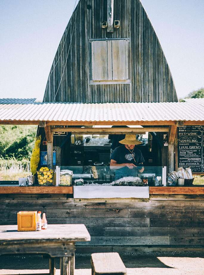 Hog Island Oyster Farm has thrived despite the challenges. Photo: Erin Scott