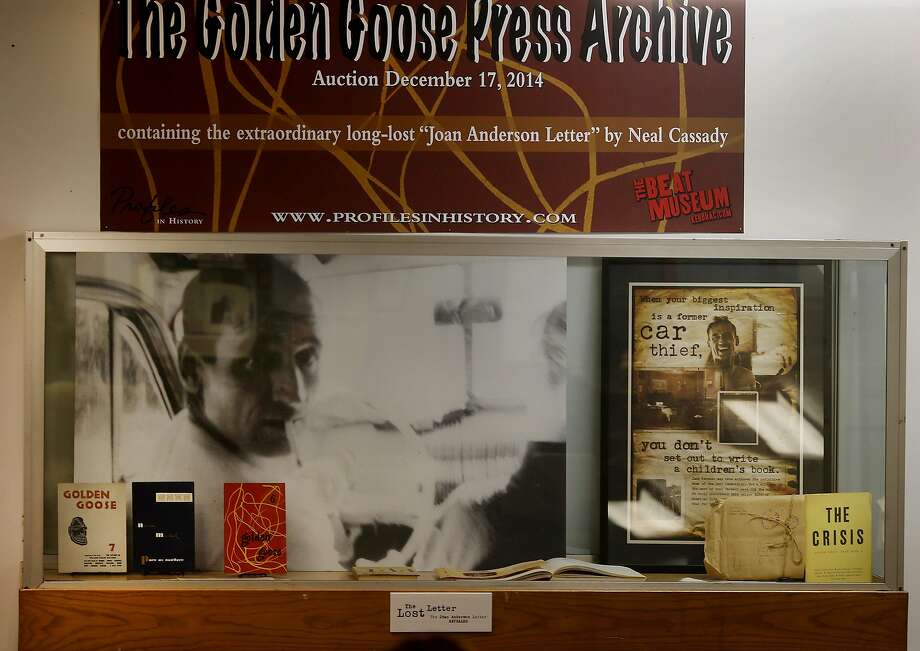 How to follow in the footsteps of the Beat Generation in North Beach:Visit the Beat Museum, a small museum and gift shop housed on two floors. The Beat Museum, 540 Broadway, S.F. 10 a.m.-7 p.m. daily. $5-$8. (415) 399-9626. www.kerouac.com  Photo: Brant Ward, The Chronicle