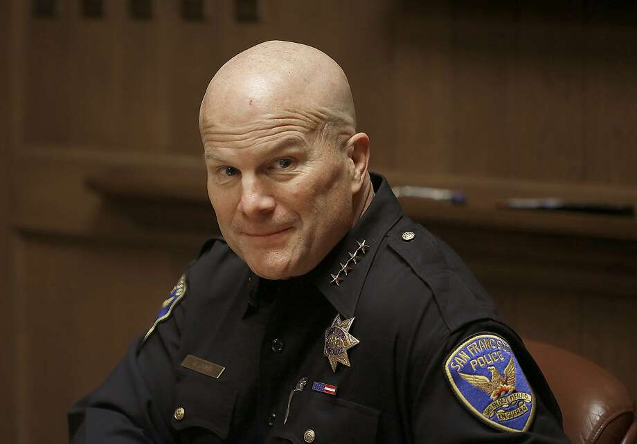 Greg Suhr resigned as S.F. police chief in May. Photo: Liz Hafalia, The Chronicle
