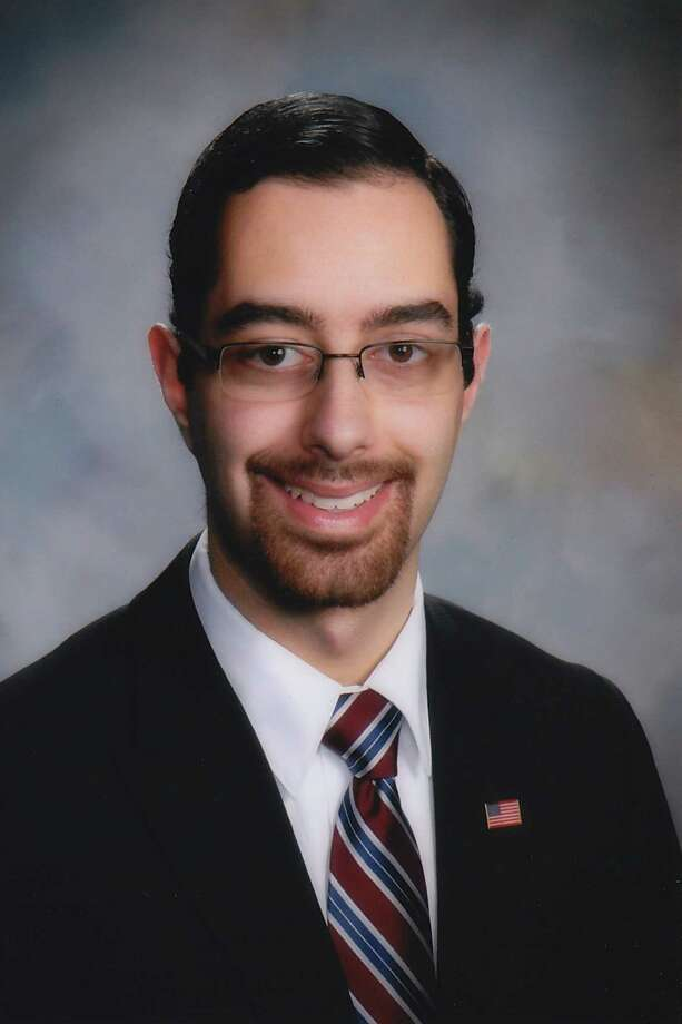 Kevin Sutherland, a Trumbull native and a former intern for U.S. Rep. Jim Himes, D-Conn., was killed Sat., July 4, 2015 in Washington, D.C. Sutherland, 24, was stabbed to death about 1:30 p.m. during an apparent robbery aboard a train in the NoMa-Gallaudet Metro station on Washington's red line. Photo: Contributed / Contributed Photo / Connecticut Post Contributed