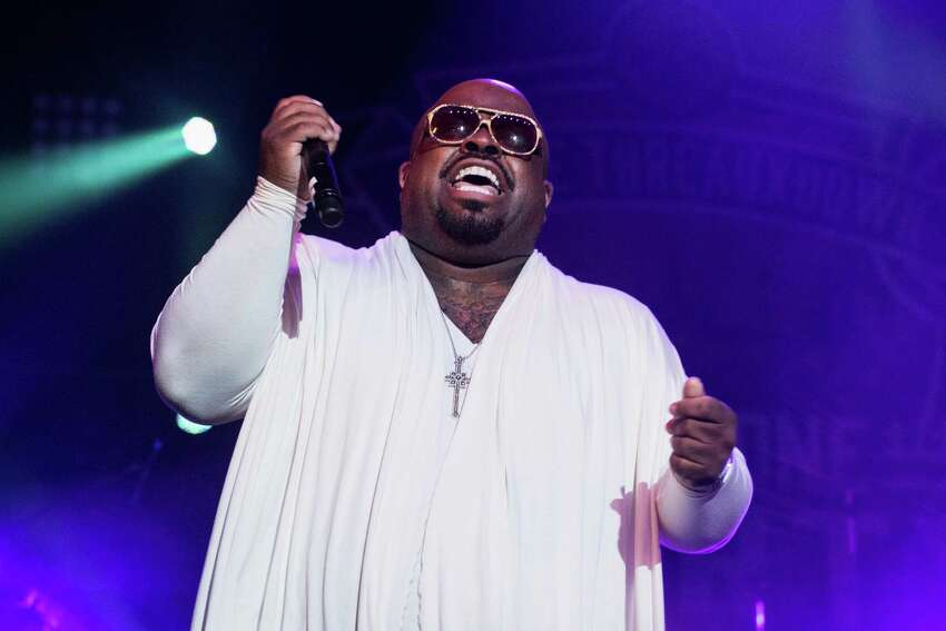CeeLo Green performs at Saenger Theatre on April 23, 2016 in New Orleans, Louisiana. Green plans to be among the headliners at Stamford's Alive@Five summer concert series in Columbus Park