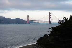 China Beach, San Francisco.