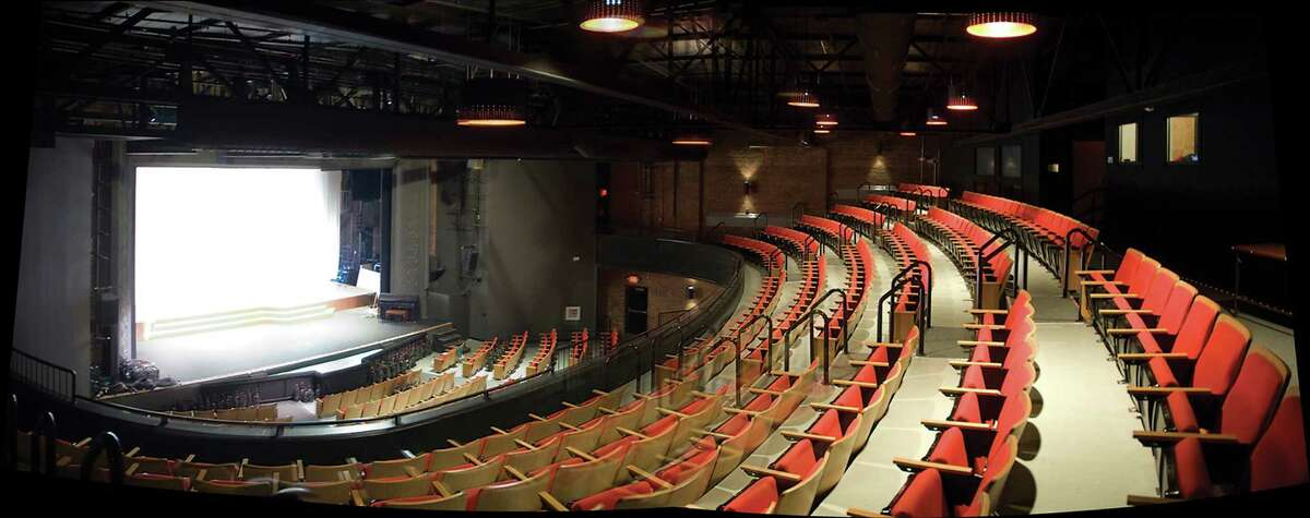 Barrington Stage Company's Boyd-Quinson Stage will have alternating rows removed to increase distance and reduce capacity for summer 2021. (Provided photo.)