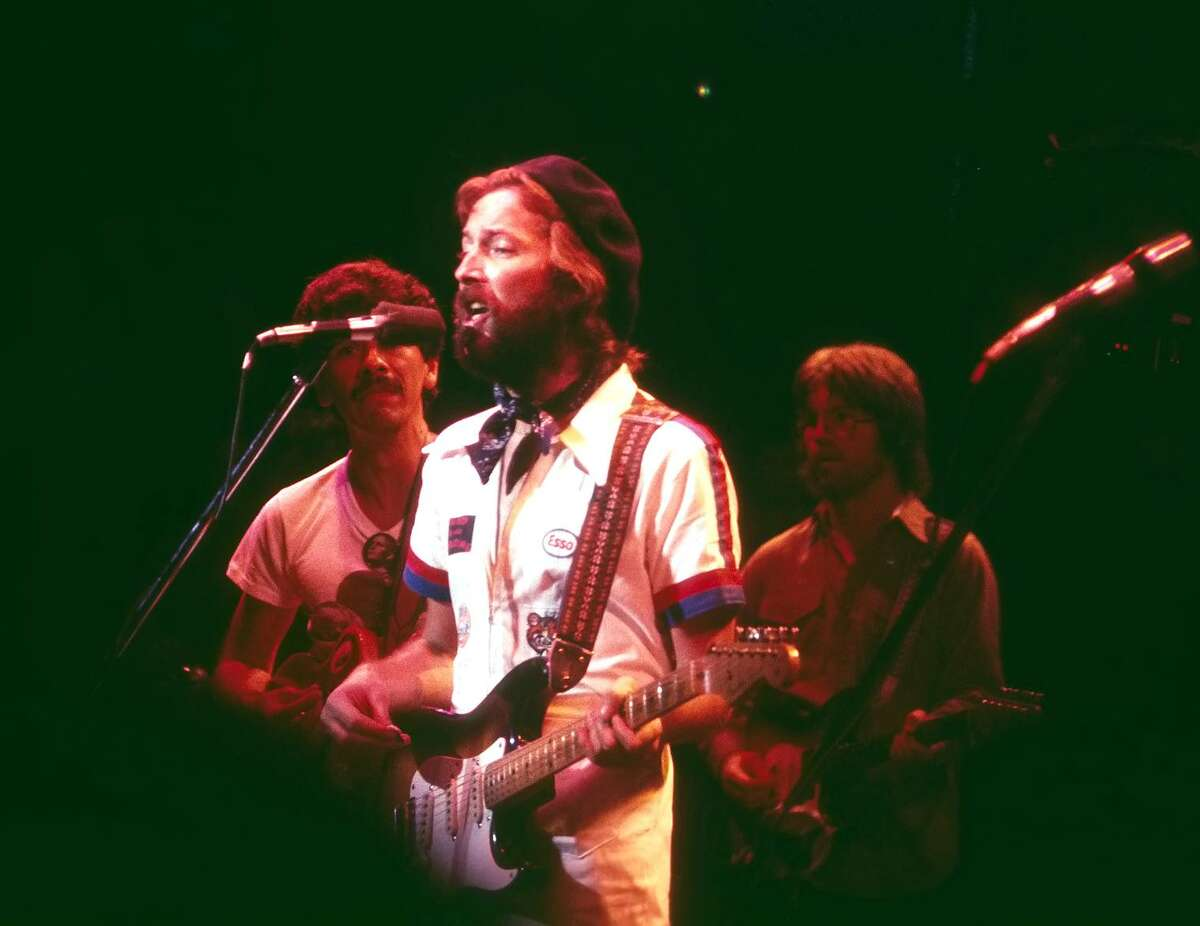 Never been to SPAC? Here are a few shows through the years you may have missed. Eric Clapton performs at SPAC (Courtesy SPAC).