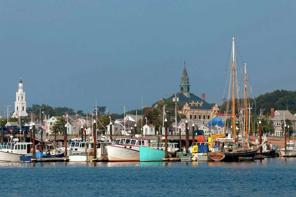 Lobster boats, Provincetown, Massachusetts (Getty Images)