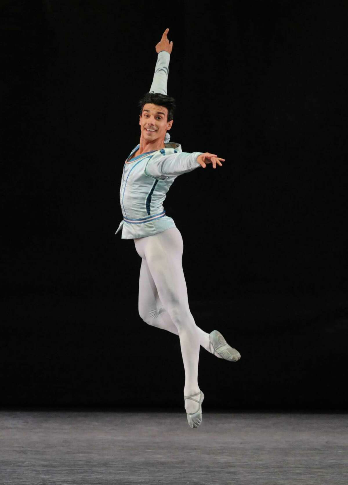 The New York City Ballet will be at SPAC Wednesday, July 20 to Saturday, July 23 at 8p.m., and Saturday, July 23 at 2p.m. (Photo by Michael P. Farrell/Times Union)