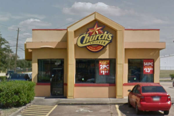 These Houston Fast Food Chain