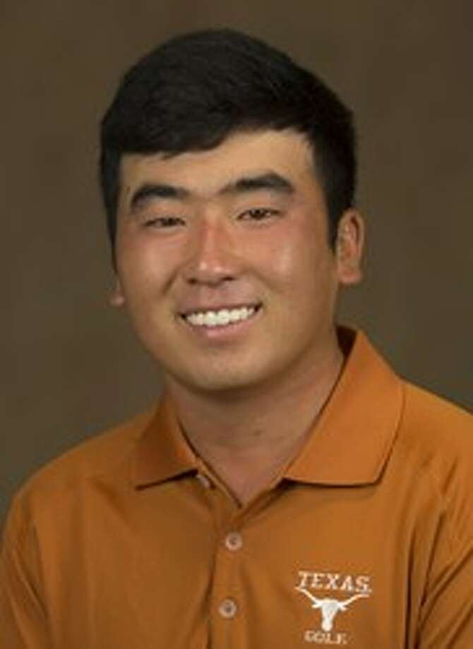 Texas sophomore Doug Ghim has a share of the second-round lead at the NCAA Franklin Regional. (UT SID courtesy photo)