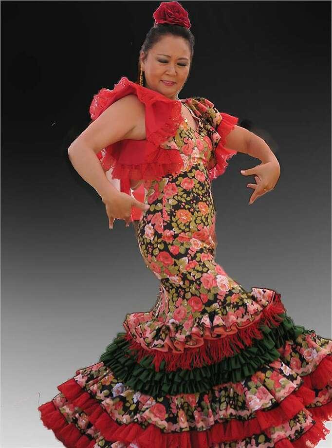 "Koko de la Isla will perform at the Flamenco Society of San Jose's ""Juerga!"" Photo: Ed Diaz"