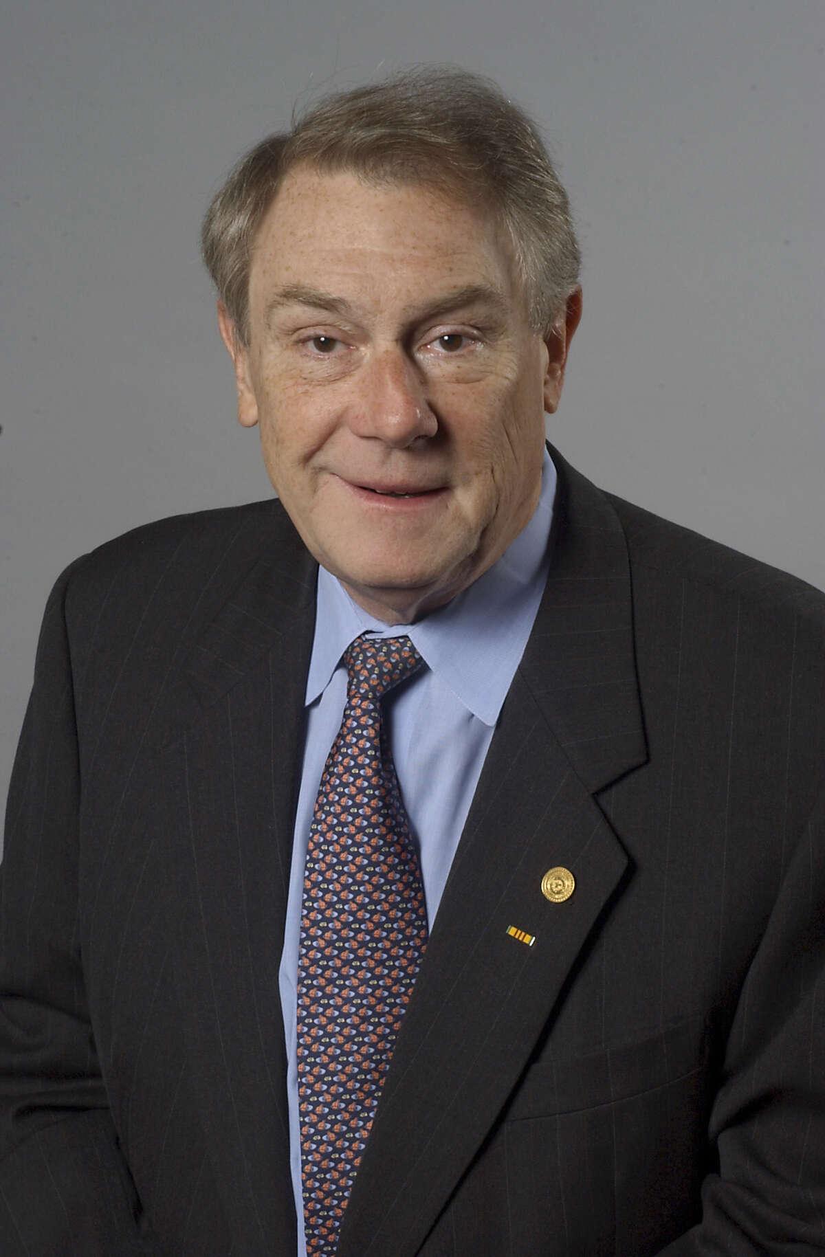 Rep. Wayne Smith, R-Baytown, on Tuesday, February 1, 2005. (AP Photo)
