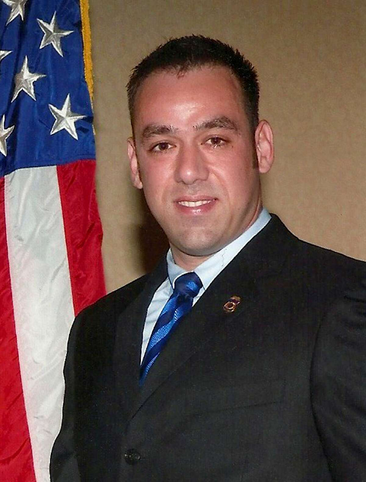 (FILES) This file photo taken on February 16, 2011 shows shows US Immigration and Customs Enforcement (ICE) Special Agent Jaime Zapata .
