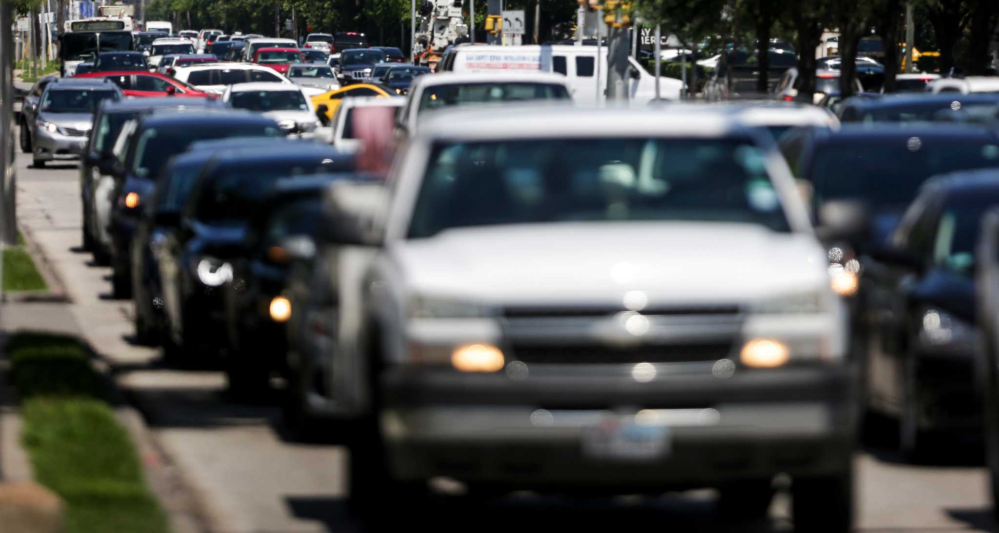 Finding ways to some people out of their cars Houston Chronicle
