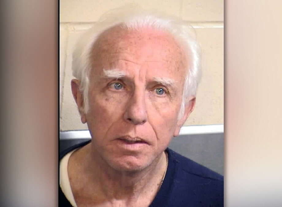 John Sayer, 70, of Livermore was arrested on suspicion of assault with a firearm and shooting at an occupied vehicle after a road rage incident on Sunday May 15, 2016.