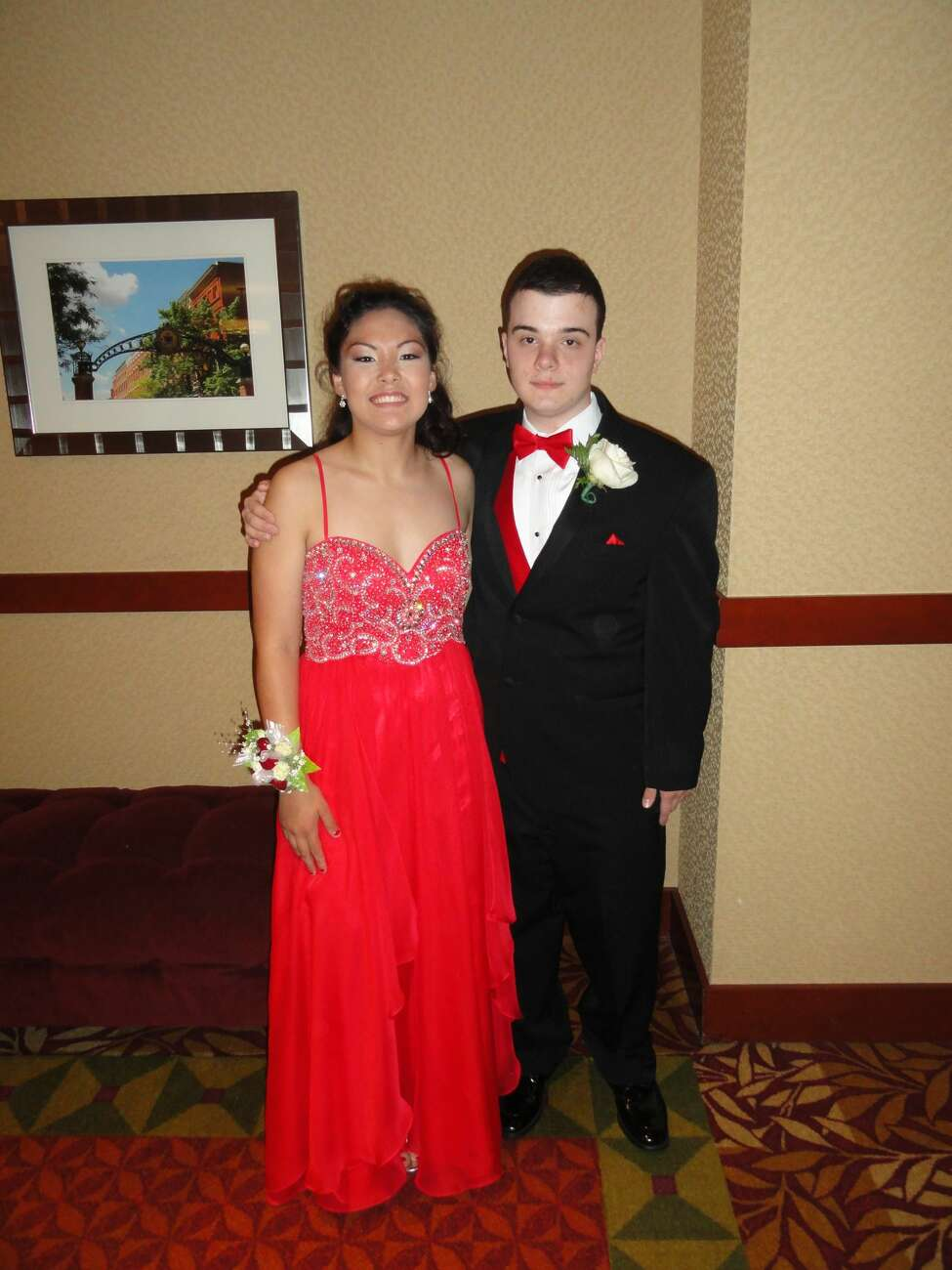 Were you Seen at the Lansingburgh Junior-Senior Prom held at the Hilton Garden Inn in Troy on Saturday, May 14, 2016?