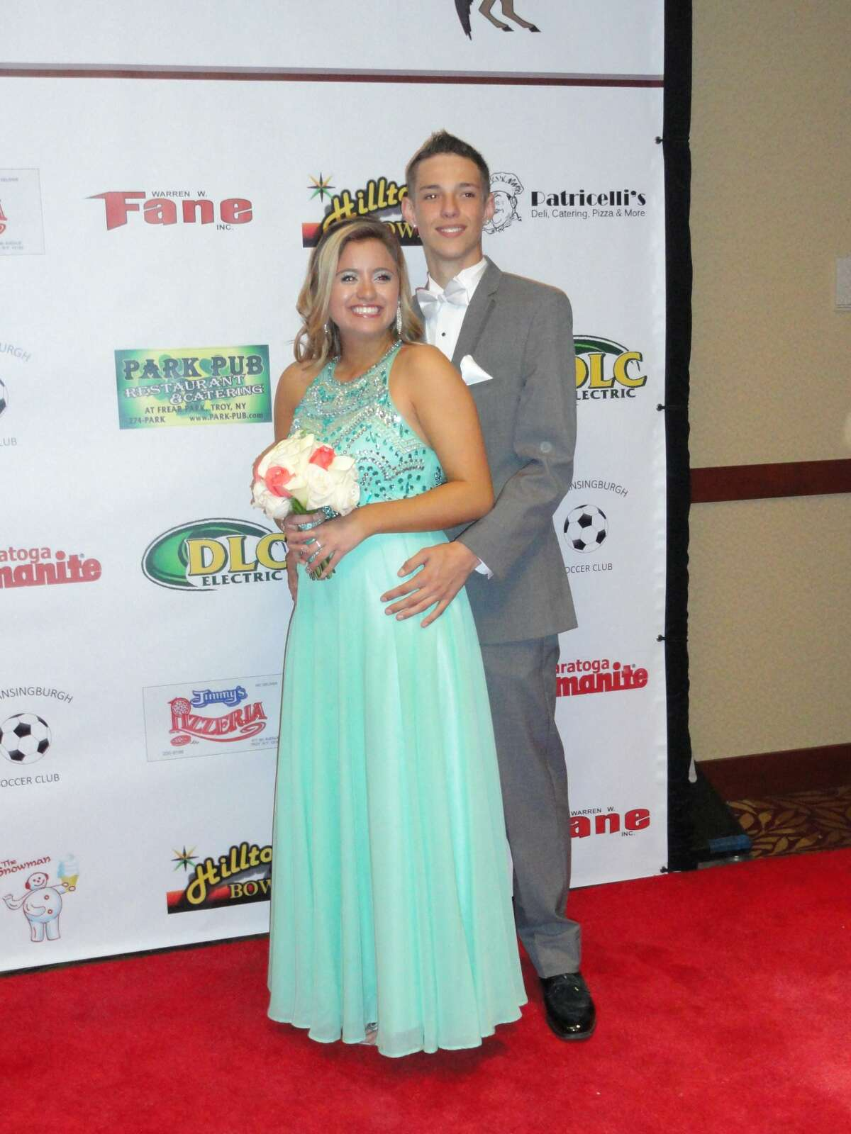 Were you Seen at the Lansingburgh Junior-Senior Prom held at the Hilton Garden Inn in Troy onSaturday, May 14, 2016?