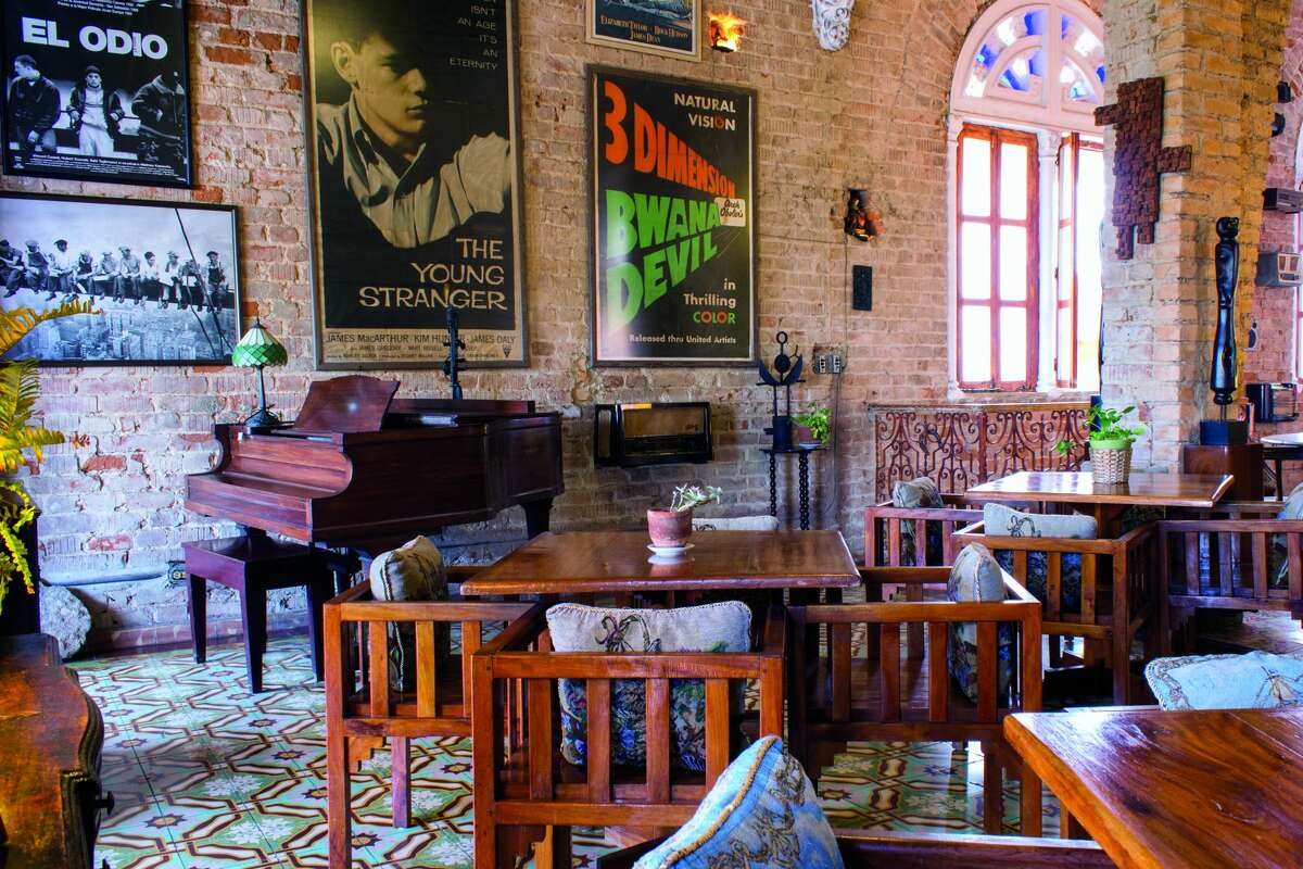 Café Madrigal: Where: Havana, Cuba This house-turned-bar is a  well kept secret. While it may not be easy to find, the bar has a Hemingway feel and is definitely worth it.