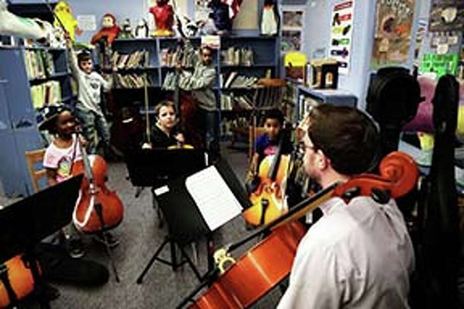 Empire State Youth Orchestra has high hopes for children's program