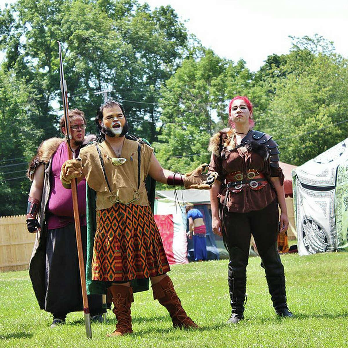 Midsummer Fantasy Renaissance Faire in Ansonia
