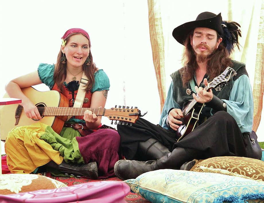 Midsummer Fantasy Renaissance Faire in Ansonia Photo: Daniel GreenWolf/Contributed
